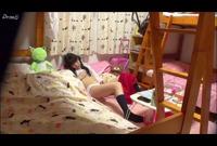 思春期制服娘のビンカンマ○コ・女子寮オナニー隠し撮り Vol.01